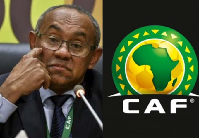 FIFA ban CAF president Ahmad Ahmad for five years over corruption