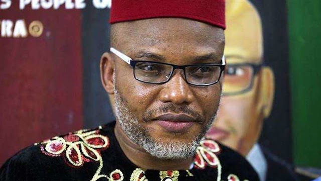 I Can Make Nigeria Hell For Everyone If Provoked  Nnamdi Kanu