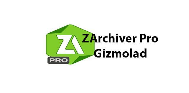 Download ZArchiver Pro V0.9.3 Apk Latest Version 2020