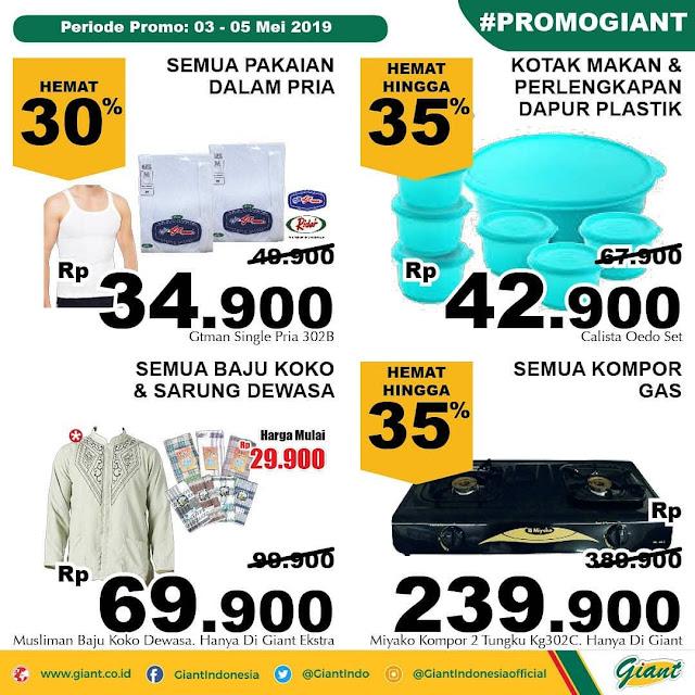 #Giant - #Promo #Katalog Weekend Periode 03 - 05 Mei 2019