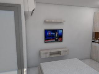 Sewa Apartemen Cinere Bellevue Suites Depok