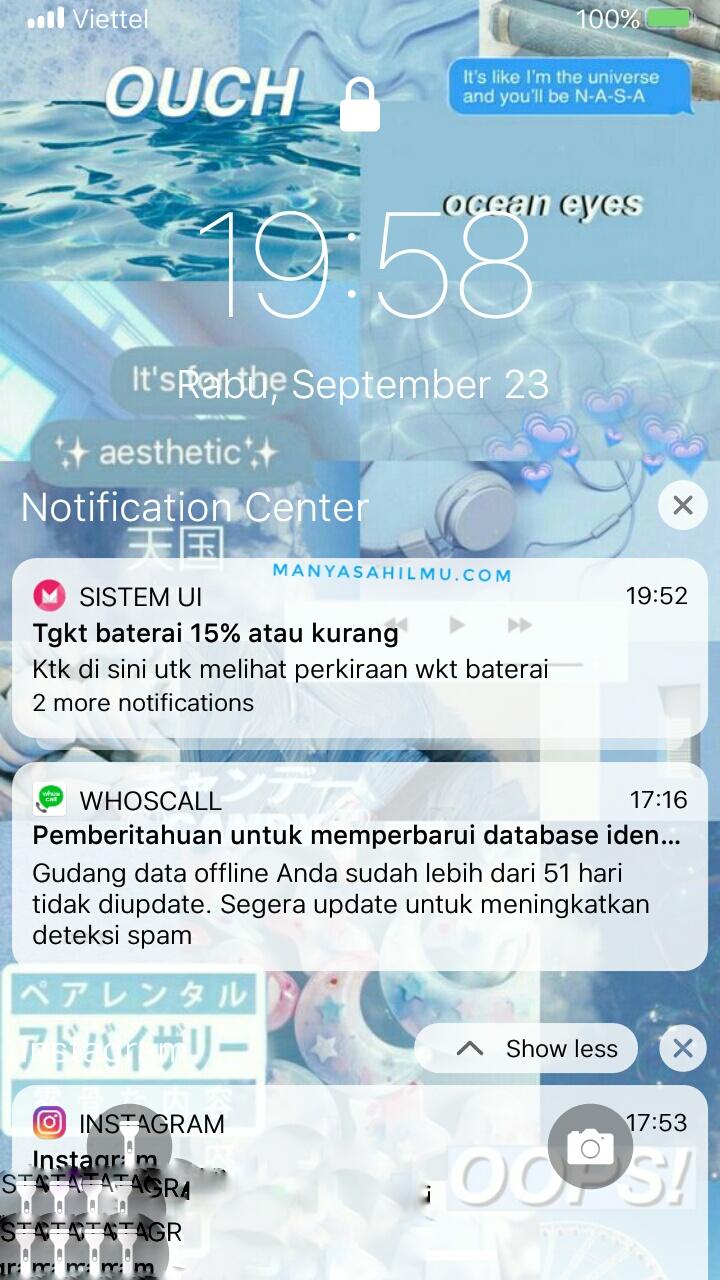Bikin Android Rasa Ios 14 Manyasah Ilmu