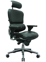 Leather Ergohuman Office Chair