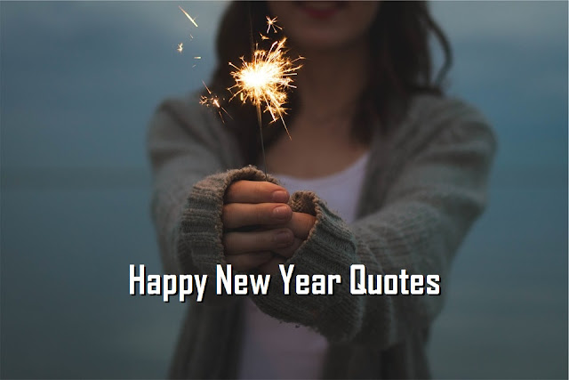 22 Happy New Year Quotes for Everyone