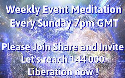 Weekly Event Meditation