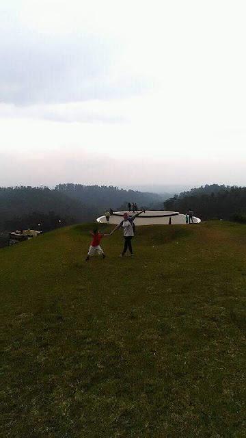 Wisata Alam Bukit Kembang Arum Bejen Temanggung 1