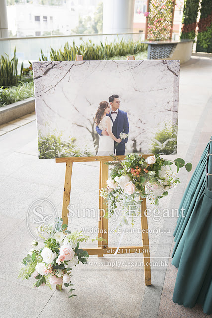 Hilton garden inn,旺角希爾頓花園酒店,Wedding,Decoration,婚禮,佈置