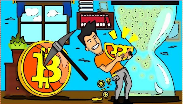 إنقسام البتكوين bitcoin Halving