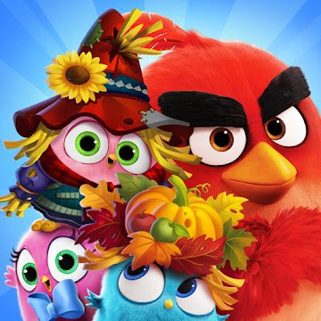 Angry Birds Match 3 (MOD, Money/Lives/Boosters) APK Download