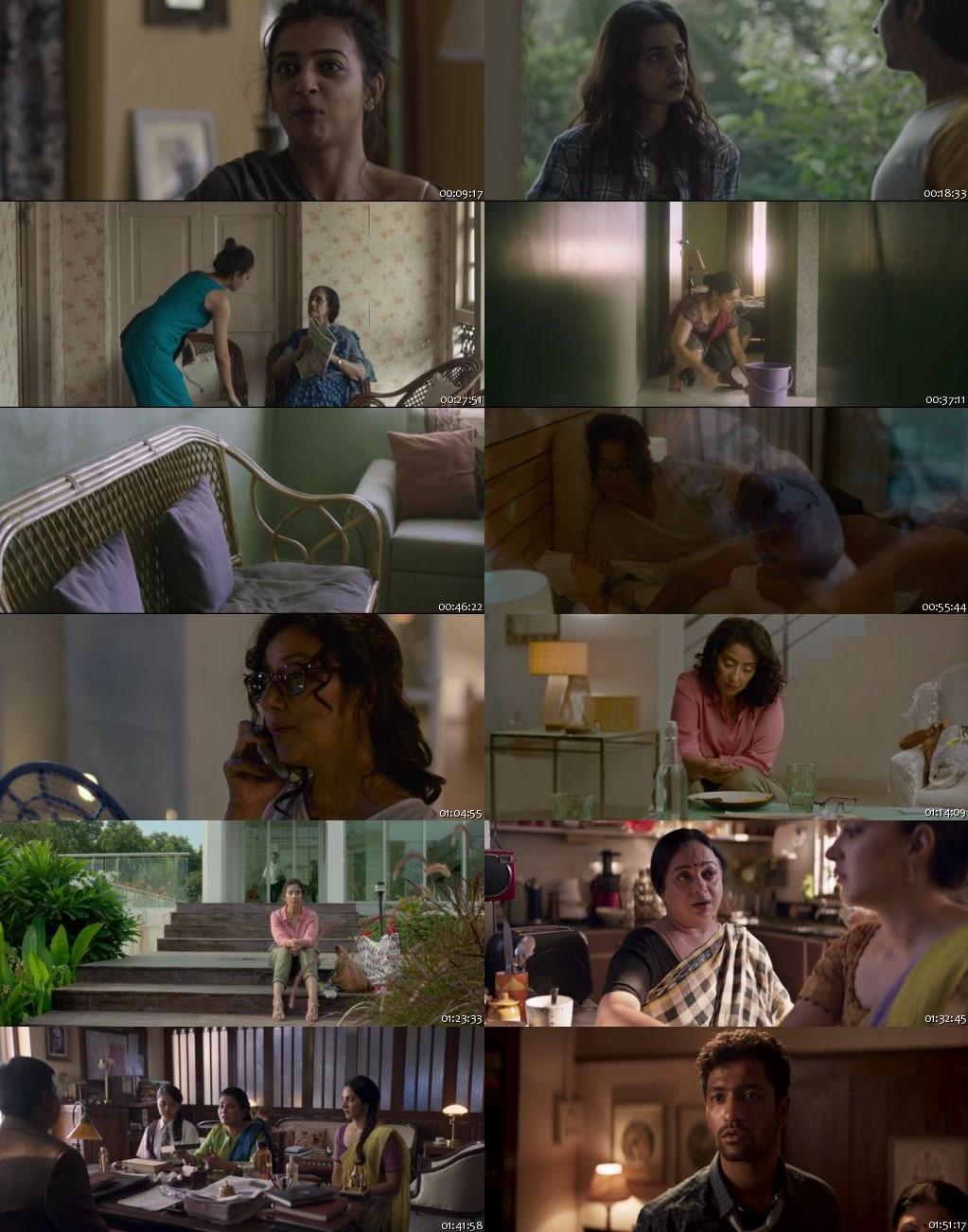 Lust Stories 2018 Full Hindi Movie Online Watch HDRip 720p