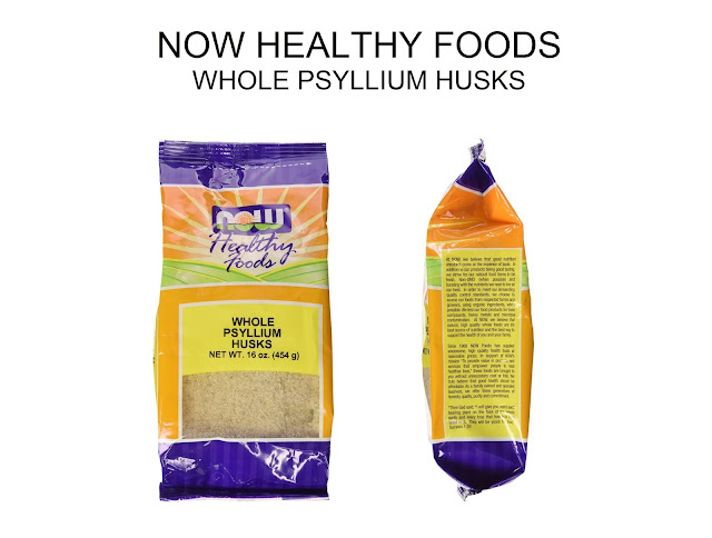 Now Healthy Foods Husk Product