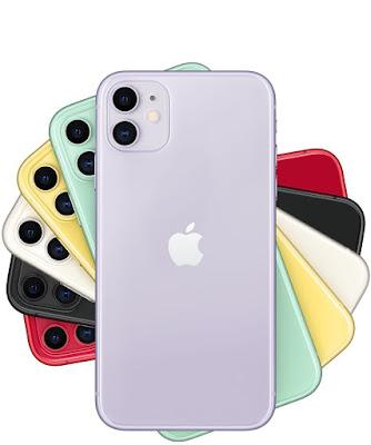 الوان هاتف موبايل iphone 11