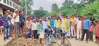 FB_IMG_1569068993767 आज जनपद अयोध्या में जन चौपाल कार्यक्रम कर सुभासपा के नीतियों को बताया।