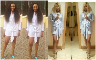 GPM Fashion: Mabel Makun Vs Ebube Nwagbo who killed it? (Photos)
