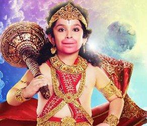 Thần Khỉ Hanuman Tập 85