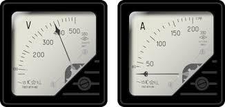 Primary or absolute instrument,ampere meter,volt meter,power factor meter e