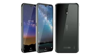 handphone nokia andorid nokia 2.2