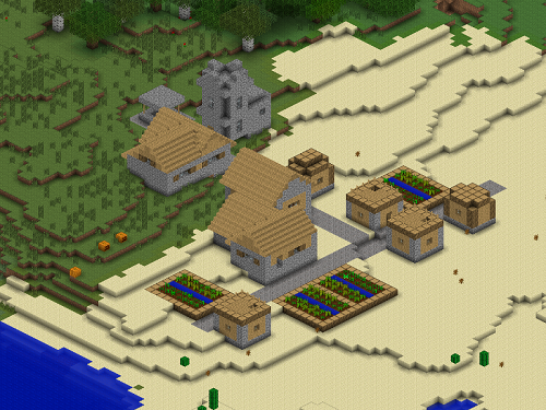Minecraft là một trong những trò được người chơi đóng góp nhiều tài nguyên mở rộng phong phú nhất