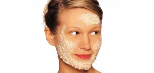 Oatmeal Mask For Rosacea Treatment