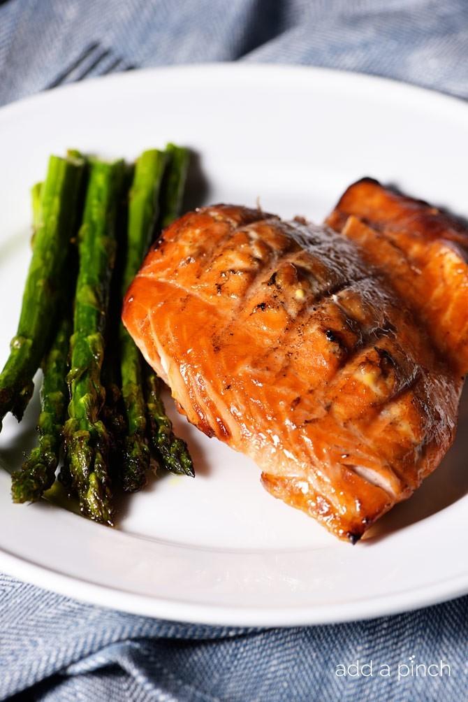 Orange Salmon #Recipe
