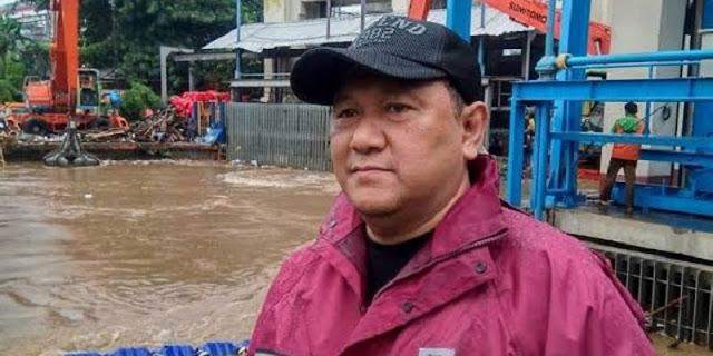 Tak Ada Banjir di Jakarta Sejak Awal 2021, Anak Buah Anies: Ini Hasil Kerja Keras