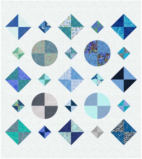 Windows quilt pattern | DevotedQuilter.com