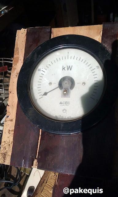 Medidor de kW