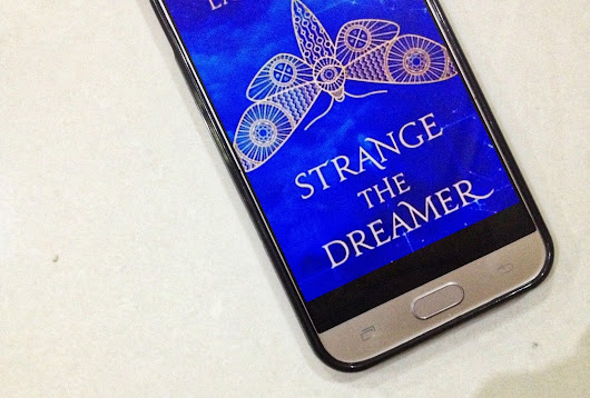 "|Rezension| ""Strange the Dreamer"" von Laini Taylor"