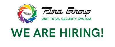 Lowongan IT Programmer, IT Augmented, Lahouter, Research and Development PT. Pura Barutama - Total Security System Division