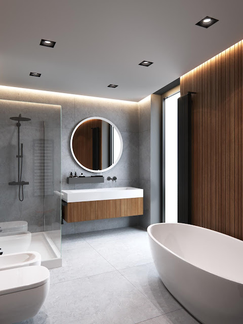 Design For Bathroom Tiles