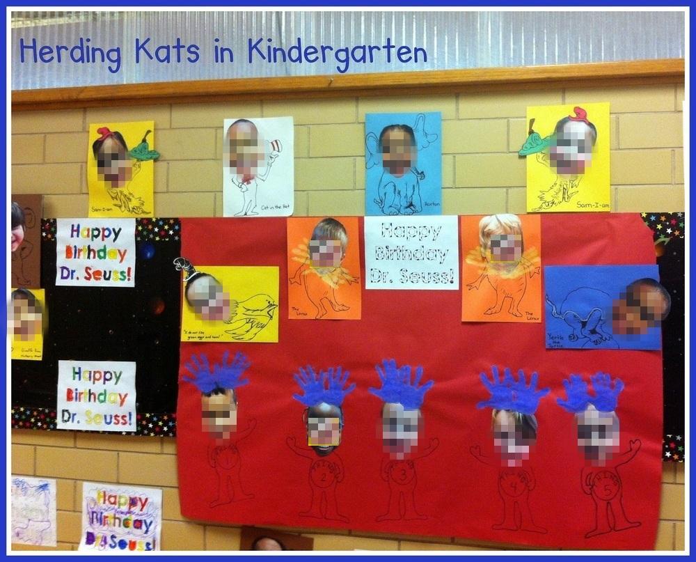 Herding kats in kindergarten dr seuss week dr seuss week altavistaventures Image collections
