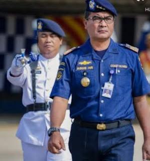 R. Agus H. Purnomo Ditugaskan Sebagai  Staf Utama Menteri Perhubungan Bidang Transportasi Laut dan Logistik Maritim