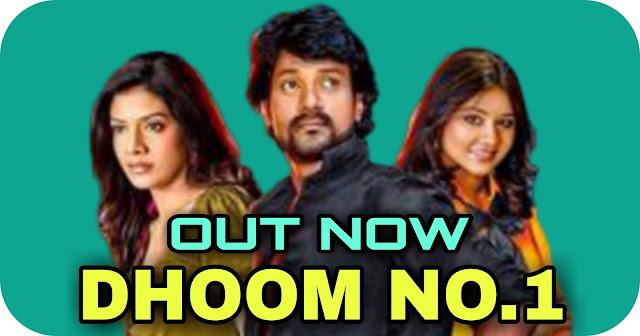 Dhoom No.1 (Maindhan) Hindi Dubbed Movie