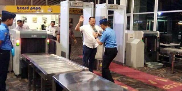 Anggota TNI arogan di bandara harus malu lihat contoh Jenderal Gatot