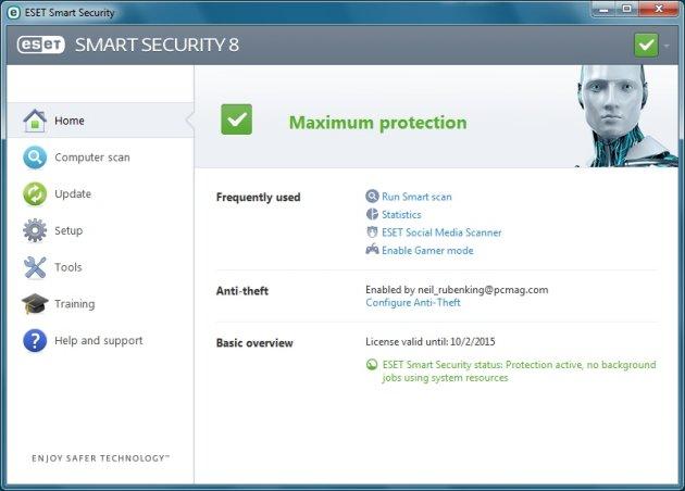 ESET Smart Security 8 Activation Lifetime Crack