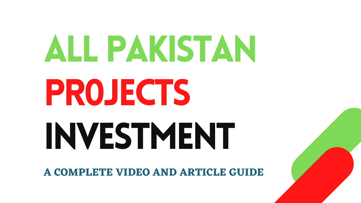 islamic investment options in pakistan