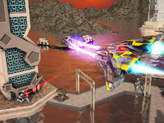 Game Metal Jet Space War 2016 Apk v1.3 Mod Money