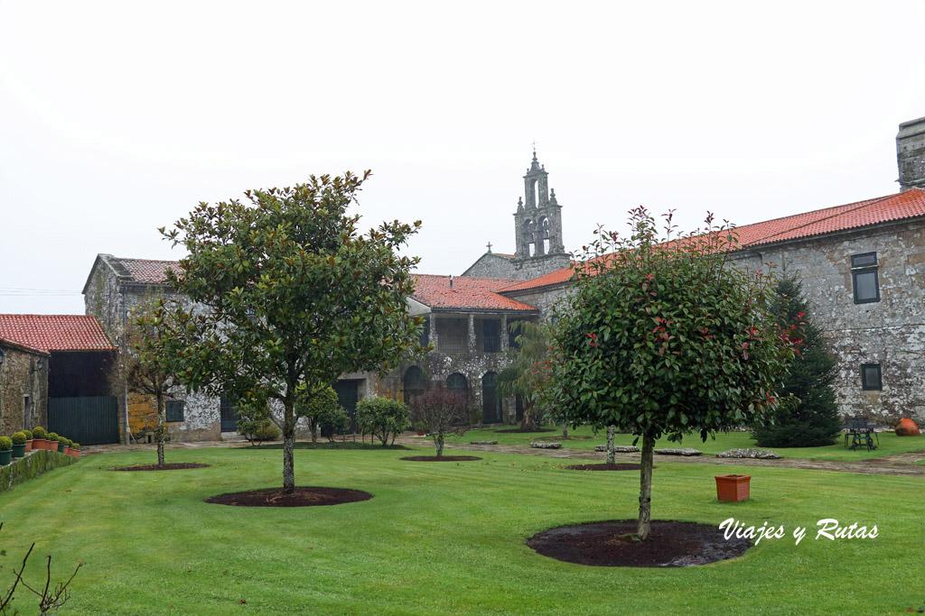 Claustro del Curro de Aciveiro, Pontevedra