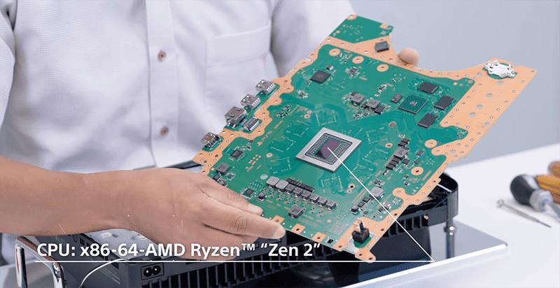 AMD Ryzen Zen 2 CPU