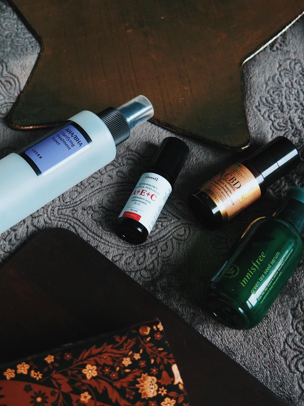 Zużycia kosmetyczne, kosmetyki koreańskie COSRX
