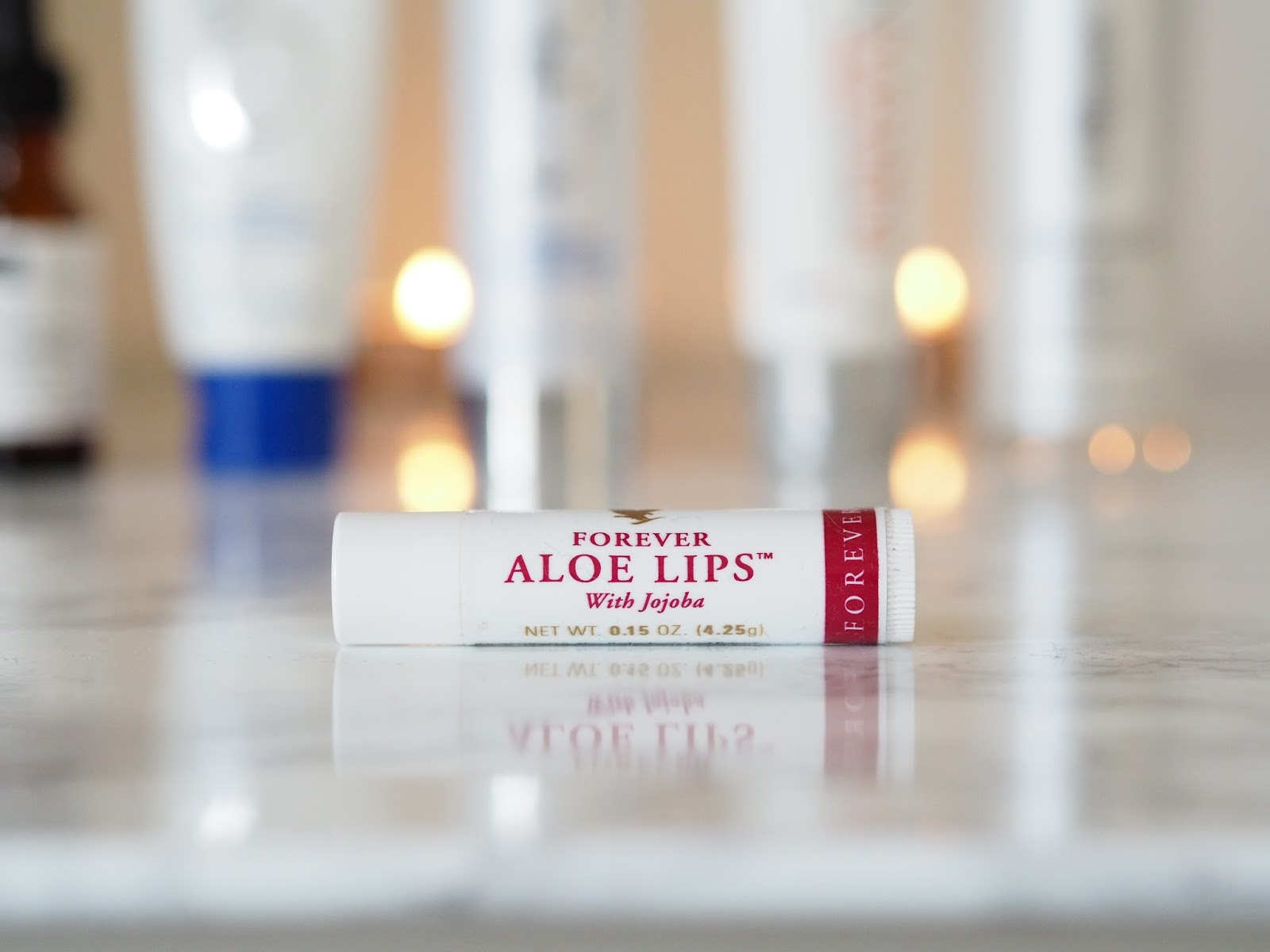 evening cleansing routine Forever Aloe lips  beauty Priceless Life of Mine Over 40 lifestyle blog