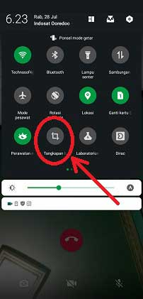 Cara Screenshot Saat Video Call Whatsapp