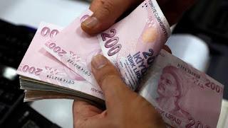 سعر صرف الليرة التركية يوم الأحد مقابل العملات الرئيسية 12/4/2020