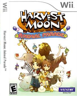 Harvest Moon: Animal Parade RBIEE9