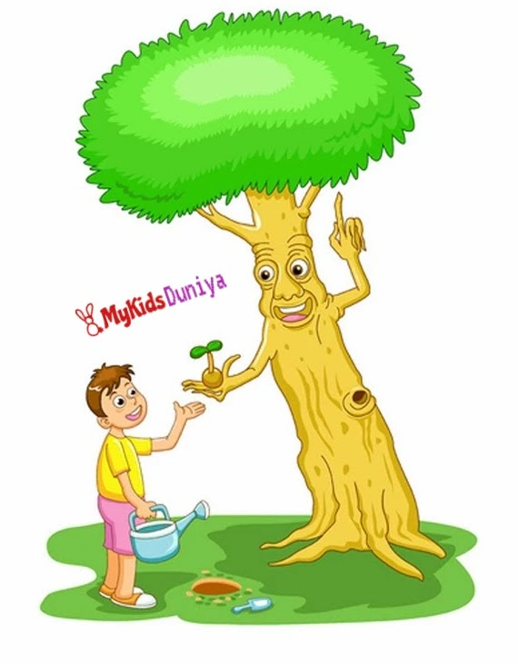 Save Trees Essay in English | Essays for Kids