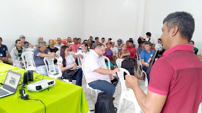 """""""Projeto Pecuária Sustentável"""" realiza reunião de implantação em Juruti"""