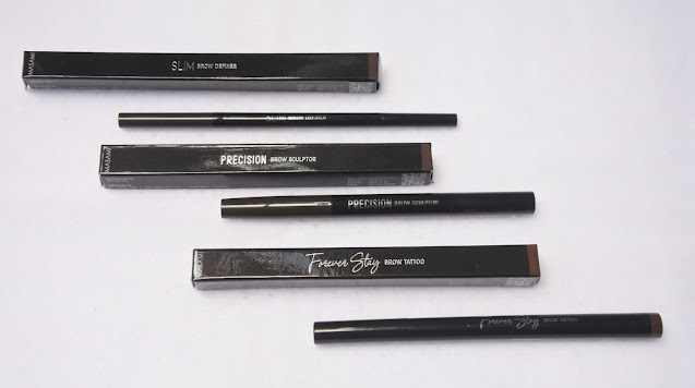 Review Masami Eyebrow Series