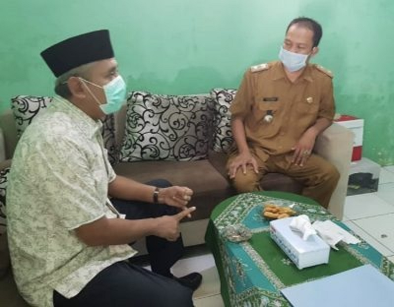 Wakil Ketua DPRD Jabar Sidak Desa Cimulang Kabuapten Bogor