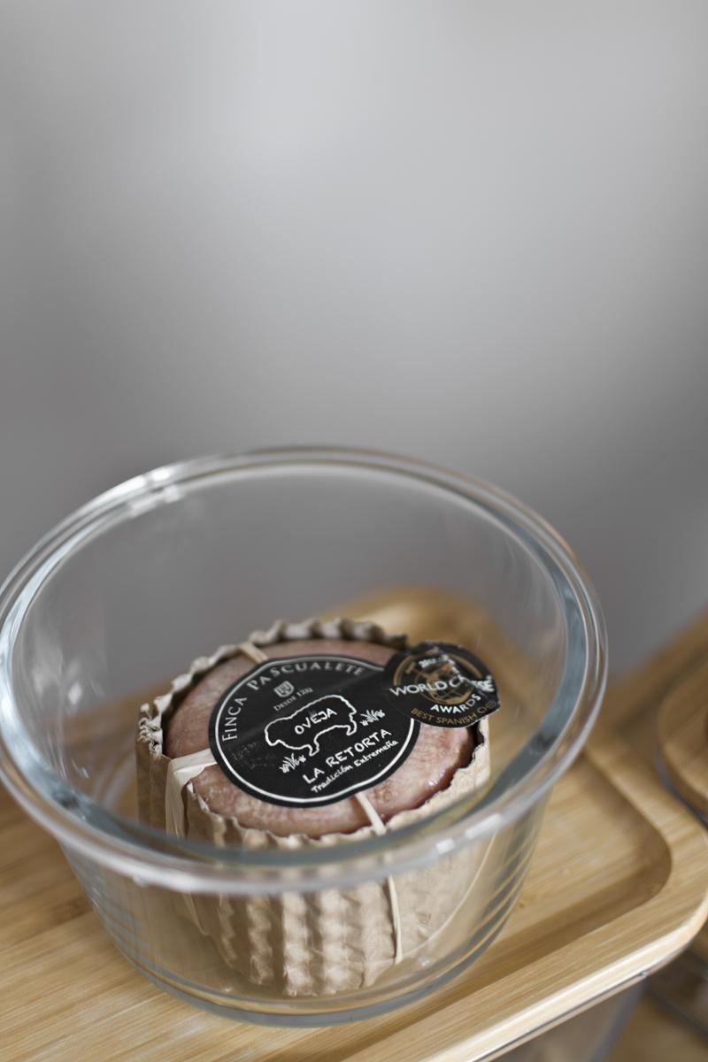 Torta Queso de Oveja FINCA PASCUALETE