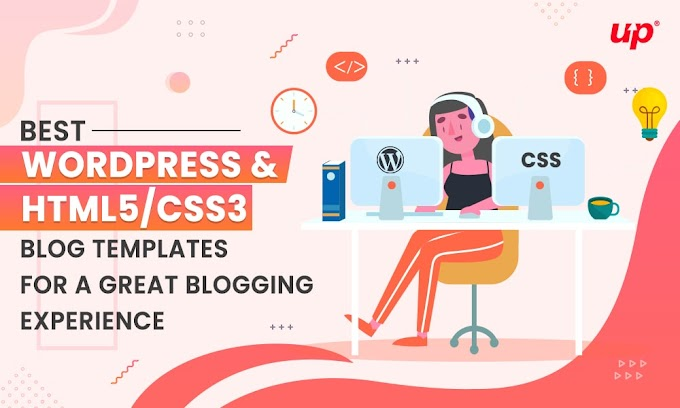 Best WordPress and HTML5/CSS3 Blog Templates for a Great Blogging Experience
